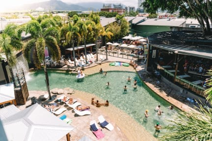 Foto di Gilligan's Backpacker Hotel & Resort Cairns