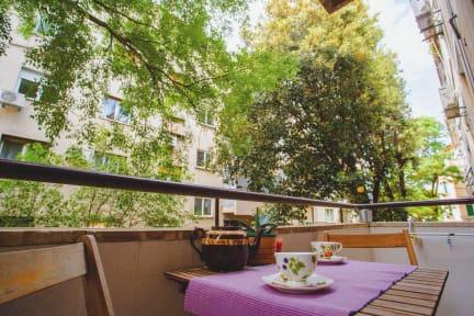 Zdjęcia nagrodzone Tchaikovsky Hostel (T-Hostel)