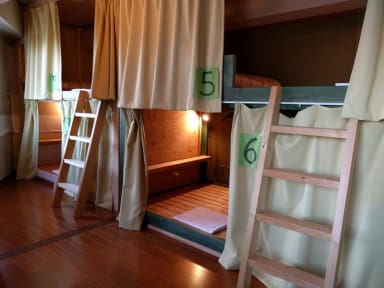 Foton av Moritomizu Backpackers