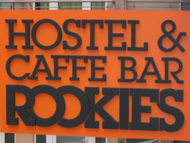 Fotky Hostel & Cafe Bar Rookies