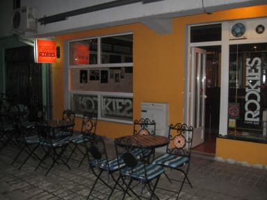Foto di Hostel & Cafe Bar Rookies