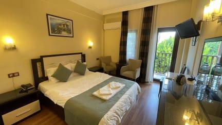 호텔 올루데니즈의 사진