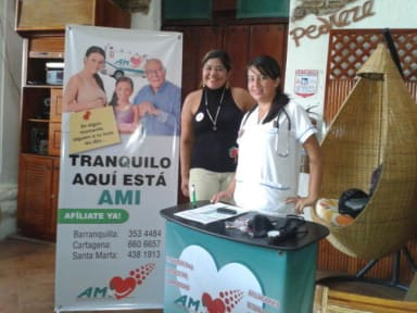 Foto's van Hotel Nueva Granada