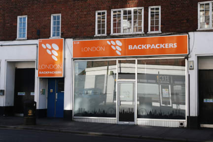 Foton av London Backpackers