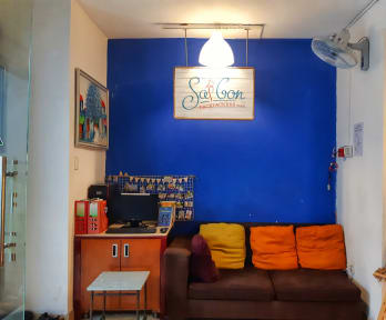 Foto's van Saigon Backpackers Hostel @ Pham Ngu Lao