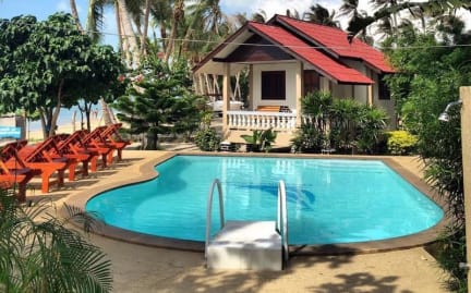 Phangan Lodge Guesthouseの写真