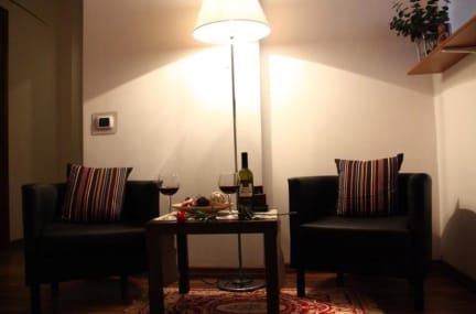 B&B Roma Trastevere Roomsの写真
