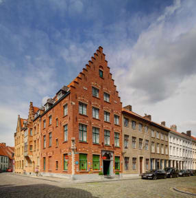Zdjęcia nagrodzone Jacobs Hotel Brugge