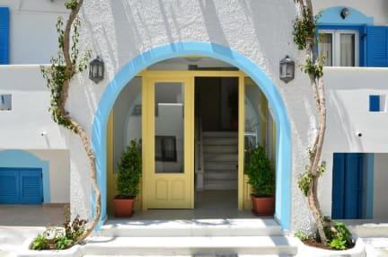 Fotos von Hotel Blue Sky - Naxos