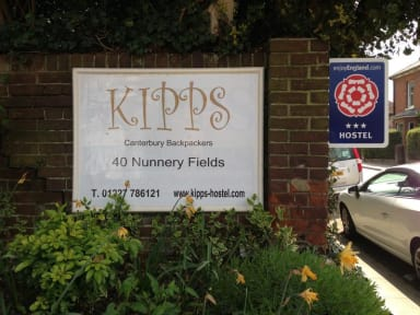 Photos of Kipps Hostel Canterbury