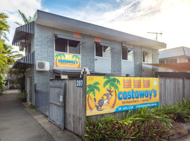 Foto di Castaways Backpackers Cairns