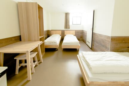 Hostel the Globe Center照片