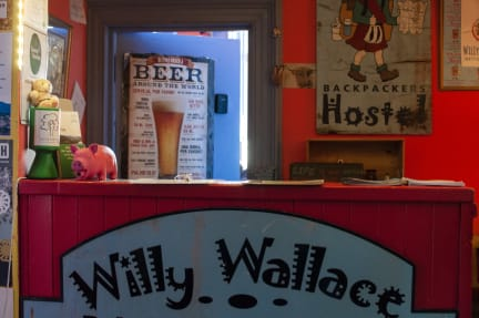 Fotografias de Willy Wallace Hostel