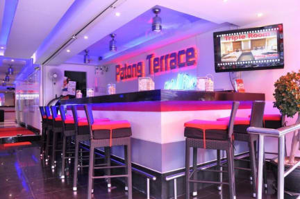 Fotky Patong Terrace Boutique Hotel
