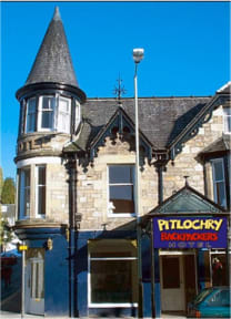 Fotky Pitlochry Backpackers
