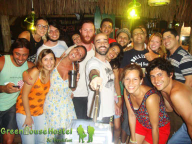 Fotos de Greenhouse Hostel, Camping & Breakfast