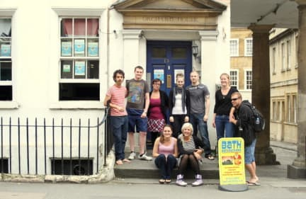 Foto di Bath Backpackers