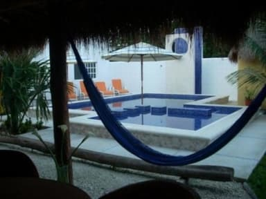 Villa Escondida Cozumel B&B照片
