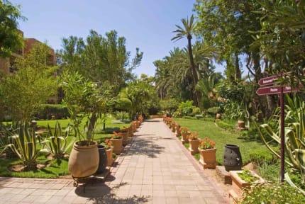 Foto's van Hotel Semiramis Marrakech