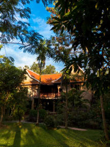 Ganesha Kampot, Eco Guesthouse and more照片