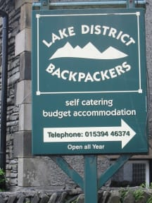 Billeder af Lake District Backpackers