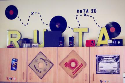 Fotos von Ruta 80