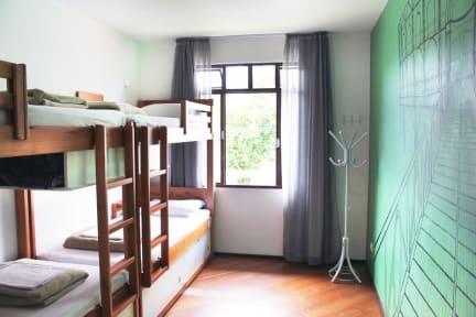 Curitiba Casa Hostel照片
