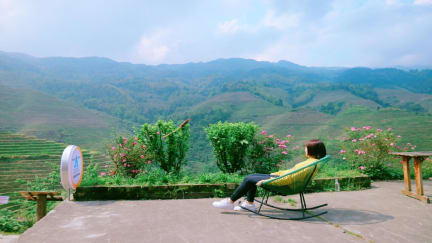 Dazhai Dragon's Den Hostel in Rice Terracesの写真