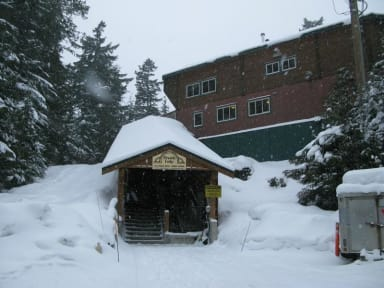 Foto di Whistler Fireside Lodge