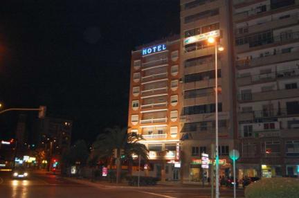 Foto di Hotel Marina Victoria Algeciras
