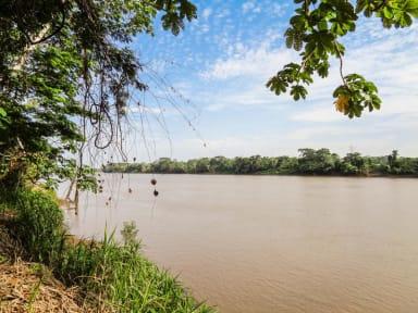 Zdjęcia nagrodzone Tambopata River Bungalows