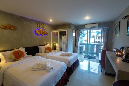 Photos of Baan Kamala Fantasea Hotel