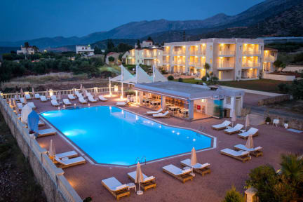 Foto di Notos Heights Hotel & Suites Malia