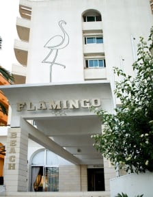 Flamingo Beach Hotel Larnaca照片