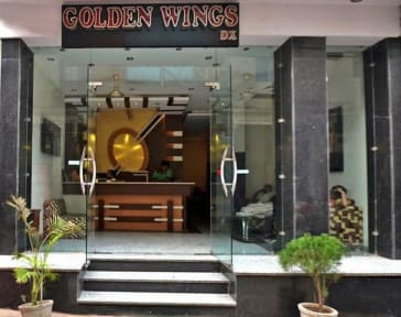 Hotel Golden Wingsの写真