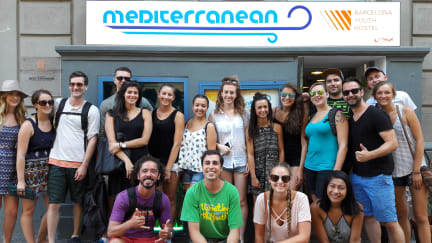 Foto's van Mediterranean Youth Hostel