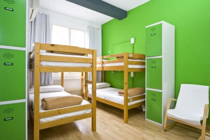 Photos of Madrid Motion Hostel