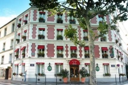 Photos of Hotel Le Villiers