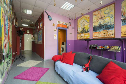 Fotos von Red House Hostel