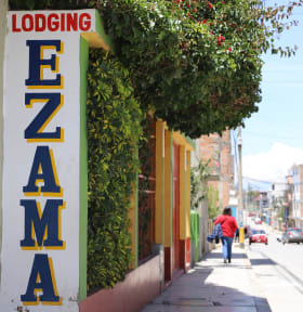 Foto's van Lodging House Ezama