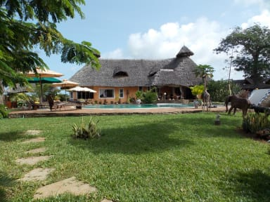 Bilder av Diani Backpackers