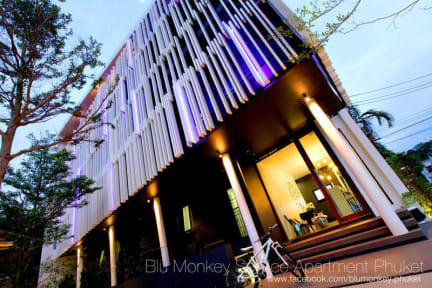Fotky Blu Monkey Bed n Breakfast Phuket