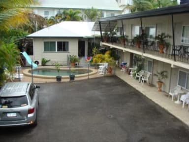 Fotos de Cairns City Motel