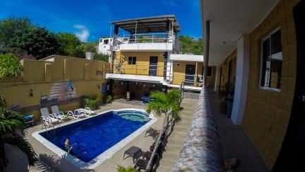 Nirvana Hostel Taganga照片