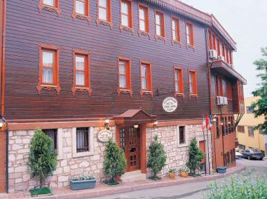 Bilder av Hotel Tashkonak