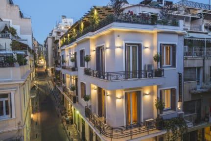 Photos of Kimon Athens Hotel