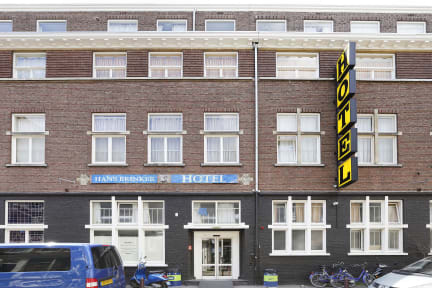 Photos of Hans Brinker Hostel Amsterdam