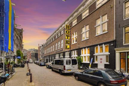 Fotografias de Hans Brinker Hostel Amsterdam