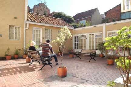 Foton av Hotel Casona del Patio