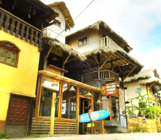 Photos of La Facha Surf Hostel - Restaurant